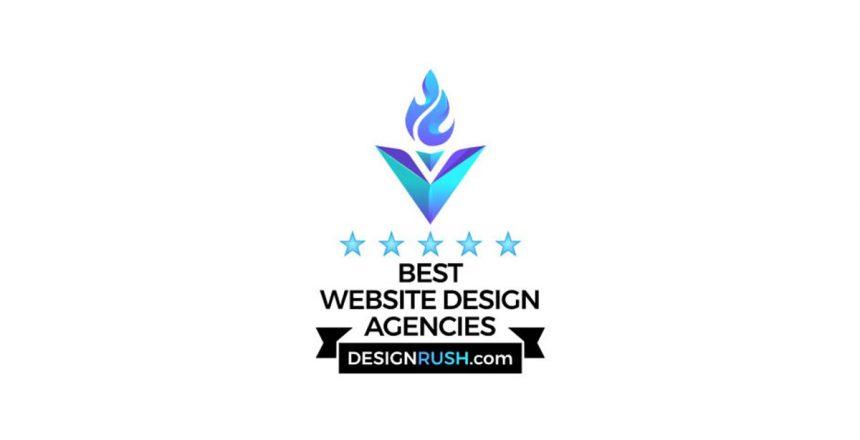 Digital Rankking awarded as Top 20 Web Design Agency in Indiain 2021 by DesignRush